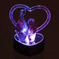 Фигурка из акрила ″Сердце в сердце″ 9,5 см купить оптом и в розницу
