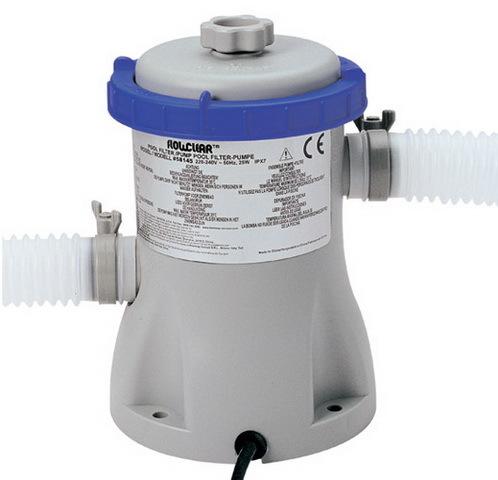 Насос-фильтр для бассейнов 1249л/ч Bestway (тип I) (58145ASS15) купить оптом и в розницу