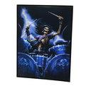 Картина с голограммой 30*40см ″Фэнтези″, барабанщик купить оптом и в розницу