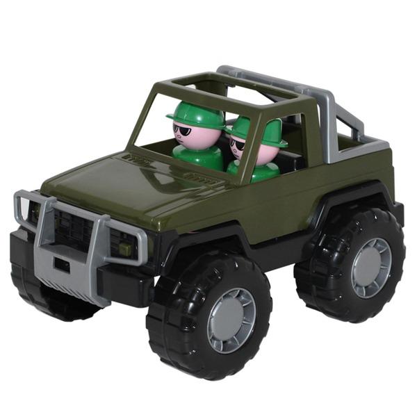 Автомобиль Сафари Джип военный 47038 П-Е /6/ купить оптом и в розницу