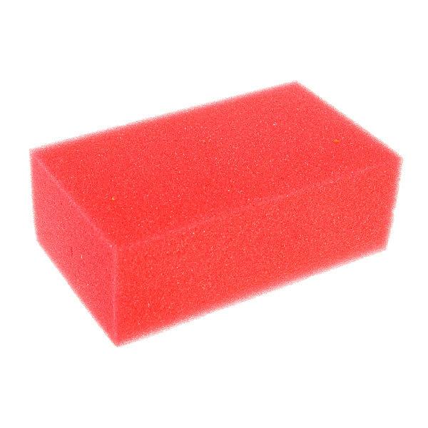 Губка для тела банная поролоновая ″Русалочка - Рембо″ классическая, форма прямоугольник 17*10см купить оптом и в розницу