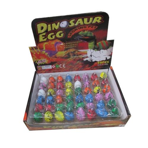 Животное Растущее в воде Динозавр 22262D в упаковке 48 шт купить оптом и в розницу