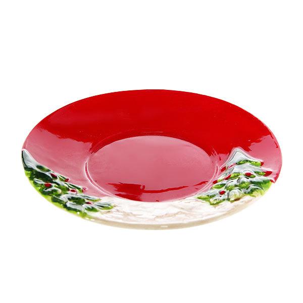 Чайная пара керамическая 200мл ″Новогодняя″ купить оптом и в розницу
