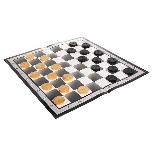 Игра настольная Шашки 36,5*18см Х4817 купить оптом и в розницу