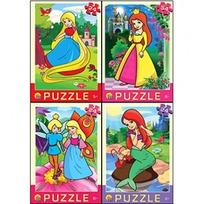 Пазл 24 Сказки для девочек П24-6324 купить оптом и в розницу