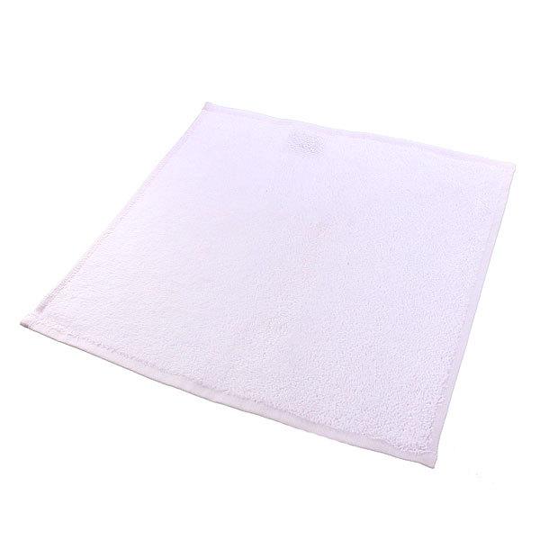Махровое полотенце 30*30см Белое купить оптом и в розницу