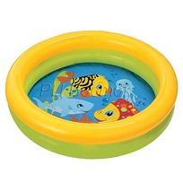 Бассейн надувной 61*15 см Рыбка Intex (59409) купить оптом и в розницу