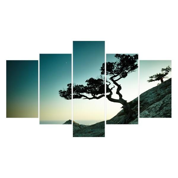 Картина модульная полиптих 75*130 Природа диз.31 93-02 купить оптом и в розницу