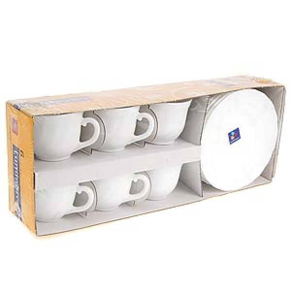 Набор кофейный ТРИАНОН 12пр. 90мл. (1/4) купить оптом и в розницу