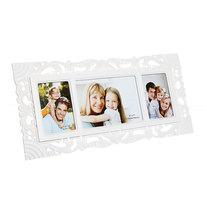 Фоторамка Семейная, белая, 3в1, 45*22, 736 купить оптом и в розницу