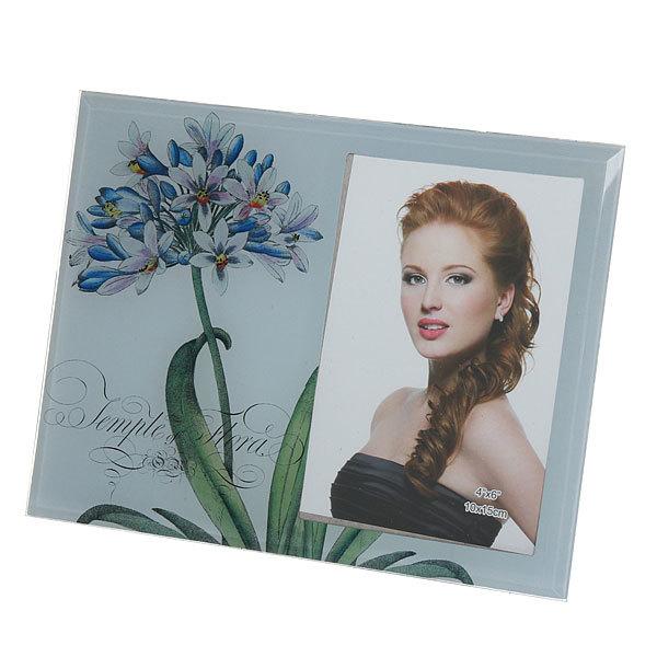 Фоторамка ″Романтика″ 10*15 цветы купить оптом и в розницу