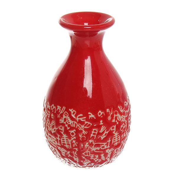 Набор для саке ″Япония″ красный купить оптом и в розницу