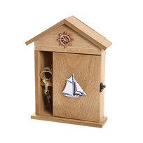 Ключница ″Кораблик″ 4 крючка купить оптом и в розницу