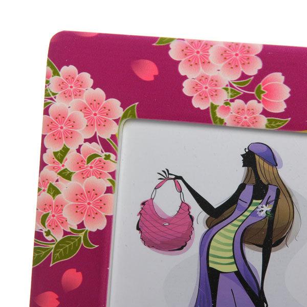 Фоторамка из керамики ″Цветущая яблоня″ 13*18 см купить оптом и в розницу
