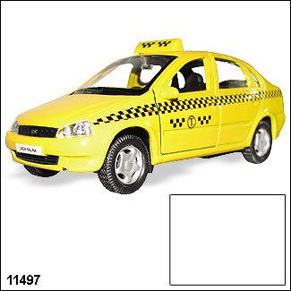 Модель ЛАДА Калина  Такси 11497 1:34/39 купить оптом и в розницу