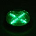 Светильник светодиодный ″Радуга″ RGB (красный, зеленый, синий) круглый купить оптом и в розницу