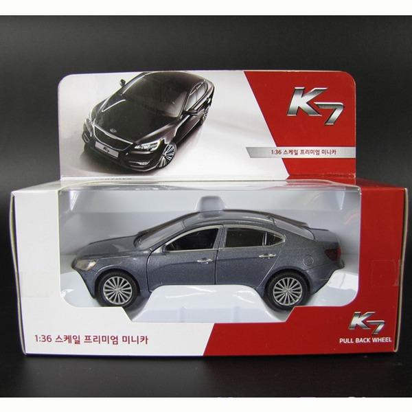 Модель KIA Cadenza/K7 1:36 2061 купить оптом и в розницу