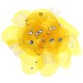 Бант для волос ″Тифани″, цвет микс, со стразиками купить оптом и в розницу