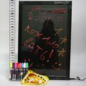 Светодиодная доска 60*40см , для рисования маркером 220В/12В купить оптом и в розницу