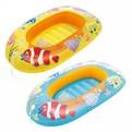 Игрушка лодка 112*71 см Рыбки Bestway (34036B) купить оптом и в розницу