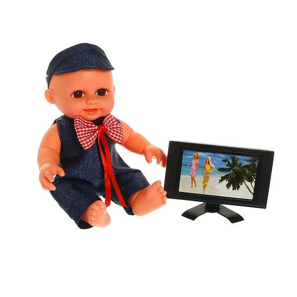 Кукла говорящая EC80181R (991_074) купить оптом и в розницу