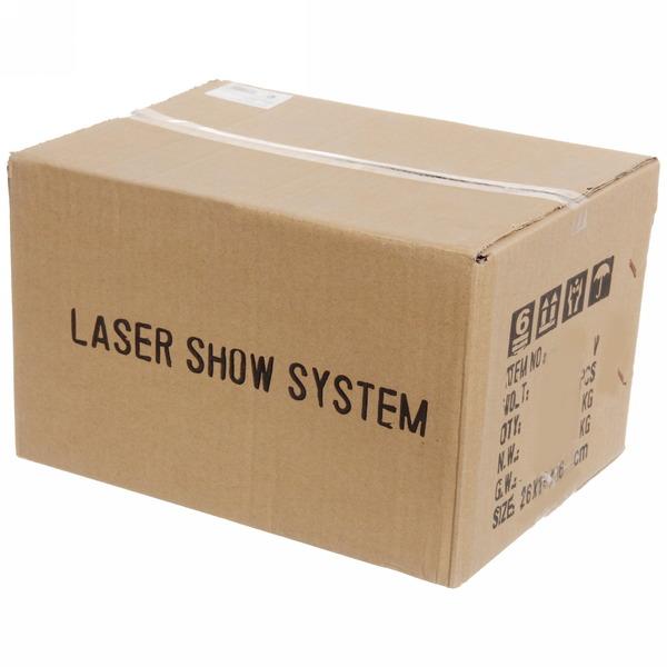 Световой прибор Лазер LSS-2, RG, mic+auto, 4 рисунка, алюминиевый корпус купить оптом и в розницу