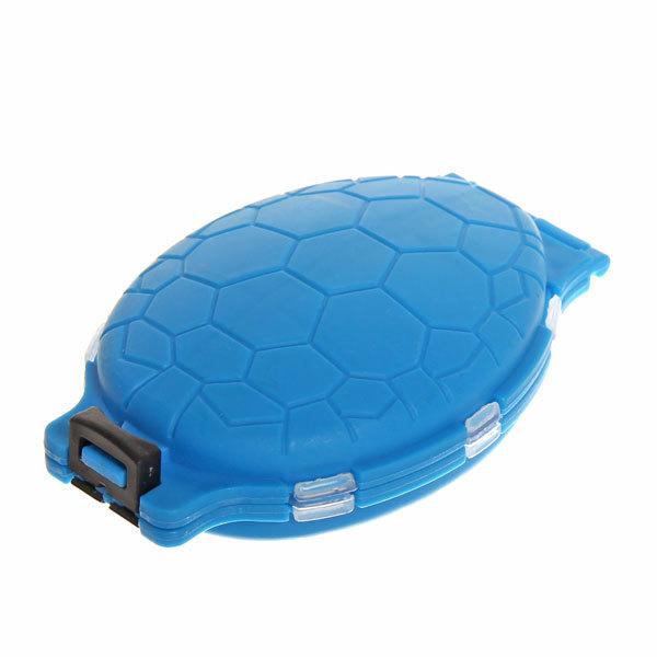 Коробочка для блесен ″черепаха″ купить оптом и в розницу