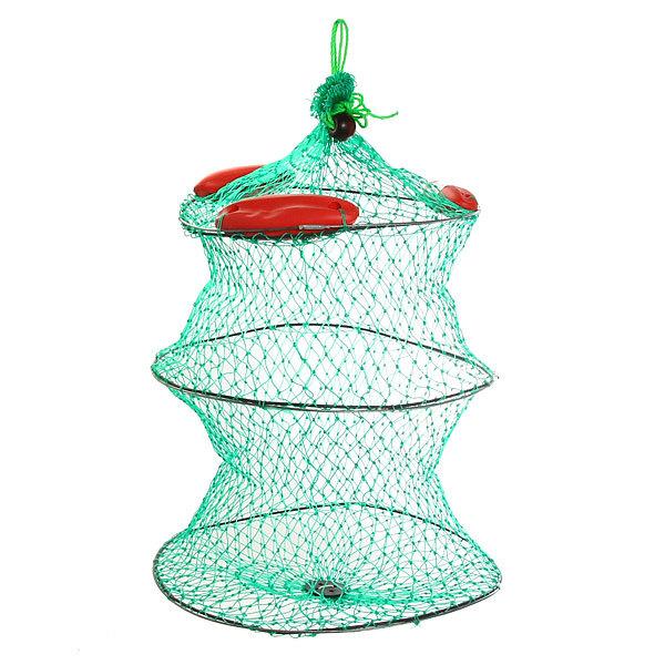 Садок рыболовный с поплавками полиэтилен 2 секции купить оптом и в розницу