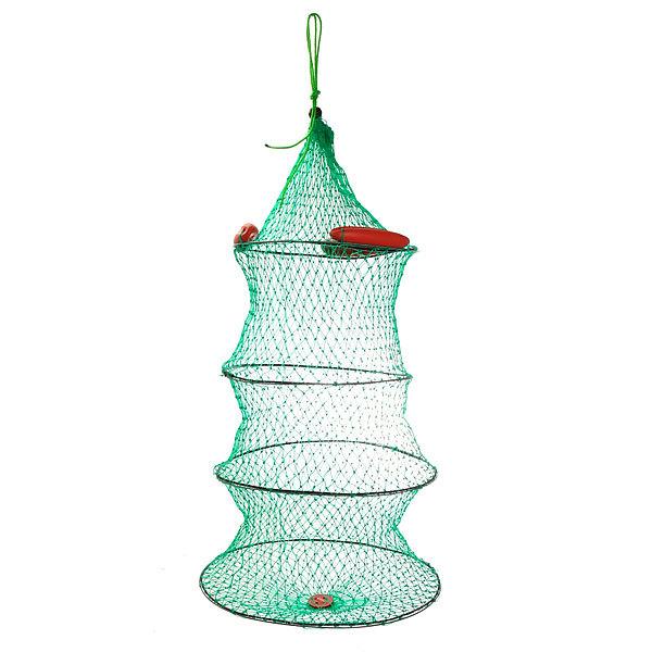 Садок рыболовный с поплавками полиэтилен 3 секции купить оптом и в розницу