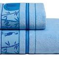 ПЦ-3567-1758-2 полотенце 70х130 махр г/к Bamboo forest цв.131 купить оптом и в розницу