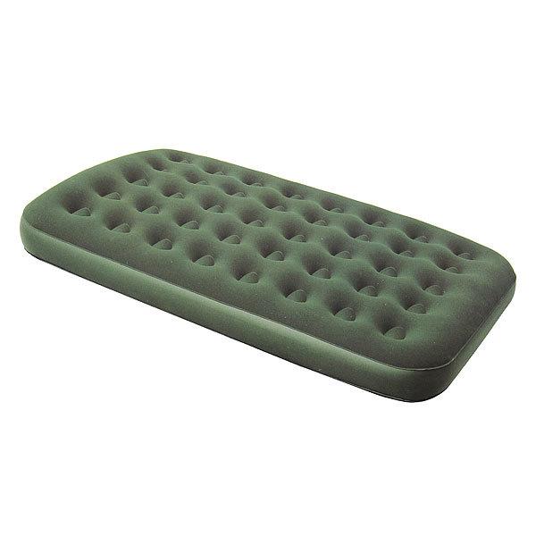 Матрас надувной Flocked Air Bed Green,185*76*22 см,Bestway (67446N) купить оптом и в розницу