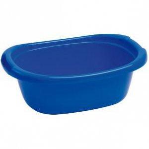 Миска овальная 12 л голубой Curver/5 шт купить оптом и в розницу
