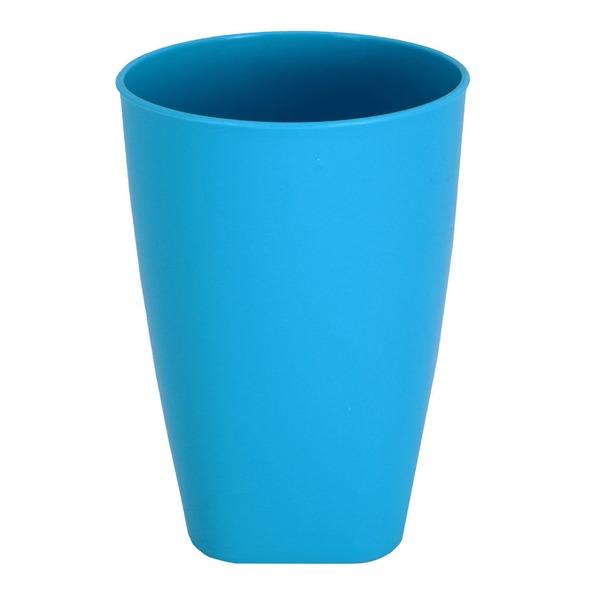 Стакан пластиковый термостойкий 380 мл. 1/40 купить оптом и в розницу