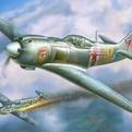 Сб.модель 4801 Самолет Ла-5ФН купить оптом и в розницу
