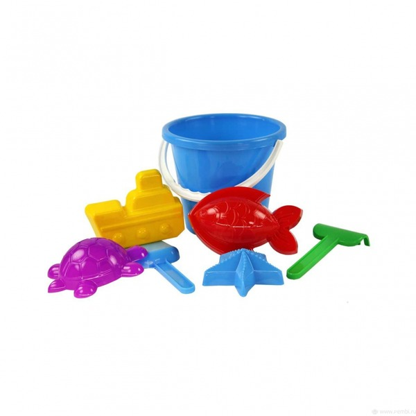 """Набор детский для игры с песком """"Морской"""" №2 *16 купить оптом и в розницу"""