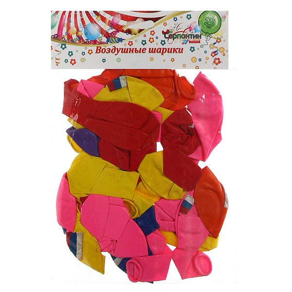 Воздушные шары 25шт, 10″25см,″Флаг России″ купить оптом и в розницу
