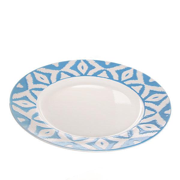 Тарелка керамическая 27см ″Узоры″ купить оптом и в розницу