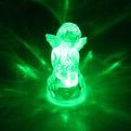 Фигурка с подсветкой ″Ангелочек музыкант″ 8,5 см купить оптом и в розницу