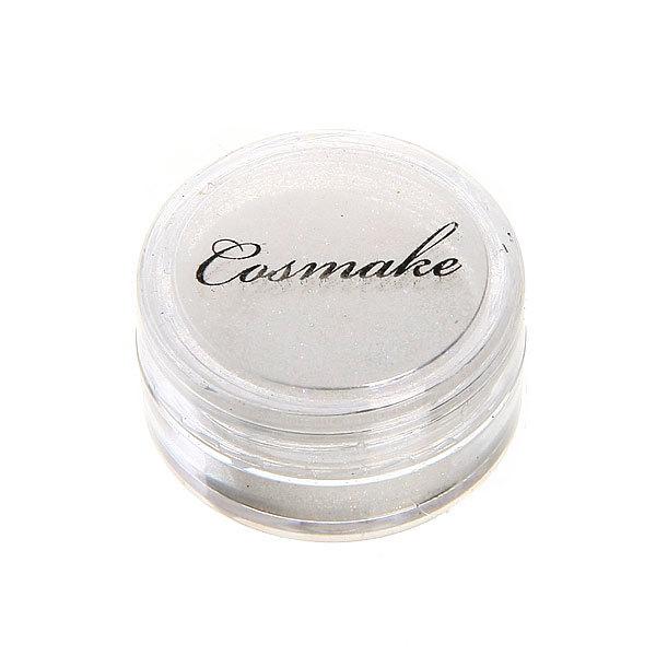 Блестки - звездная пыль декоративные COSMAKE т.109 белый купить оптом и в розницу