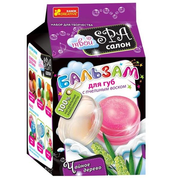 Набор ДТ Бальзам для губ Чайное дерево 15130014Р купить оптом и в розницу