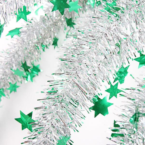Украшение новогоднее фольгированное Фейерверк 85 см со снежинками купить оптом и в розницу