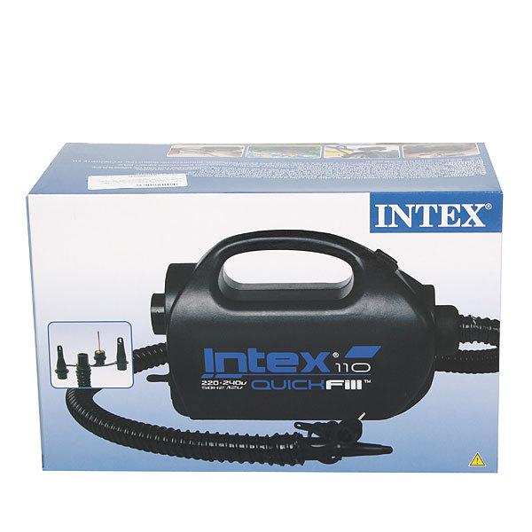 Насос-помпа электрический 220V Intex (68609)500 об/мин купить оптом и в розницу