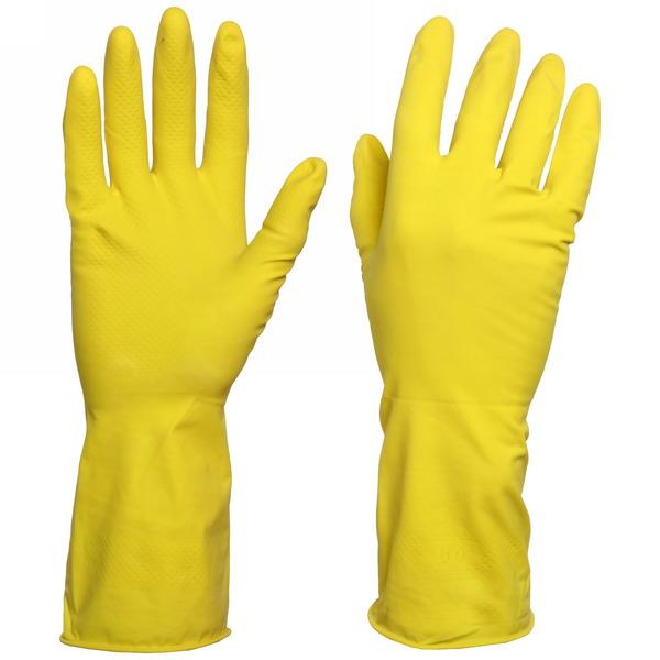 Перчатки латексные, размеры в ассортименте /120/10 купить оптом и в розницу