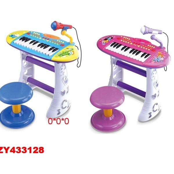 Пианино 383BDBB со стульчиком в кор. купить оптом и в розницу