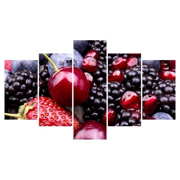 Картина модульная полиптих 75*130 Еда диз.34 96-02 купить оптом и в розницу