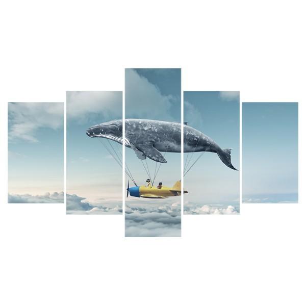 Картина модульная полиптих 75*130 Кит диз.1 97-02 купить оптом и в розницу