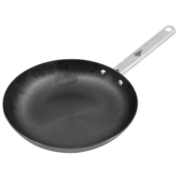 Сковорода чугунная 28см с ручкой PO-28 купить оптом и в розницу
