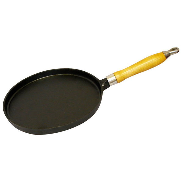 Сковорода блинная чугунная 24см купить оптом и в розницу