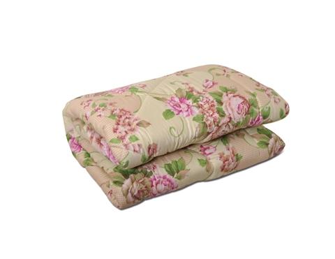 """Одеяло 1,5 """"Экофайбер"""" п/э Зима чемодан 450гр Эконом СТ купить оптом и в розницу"""