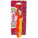 Овощечистка продольная 2-х цветная ручка Селфи купить оптом и в розницу